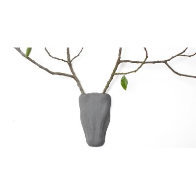Concrete Trophy Vase - Set of 2