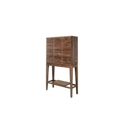 Contador sideboard Walnut Natural