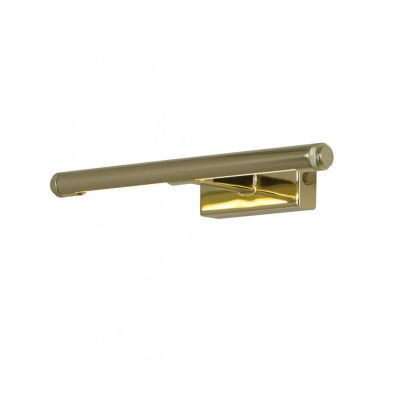 Cooper Picture Light 35, Polished Brass