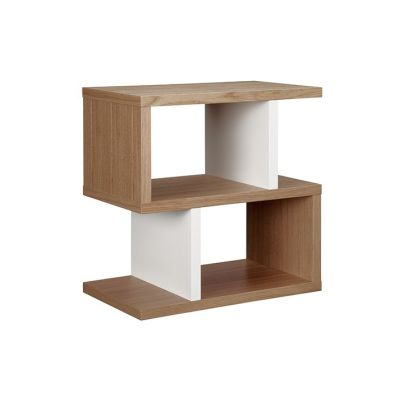 Counter Balance Side Table White