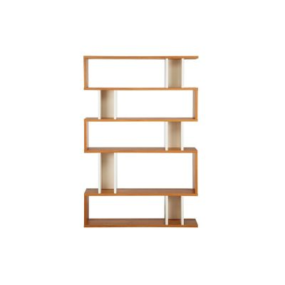 Counter Balance Tall Shelving  White