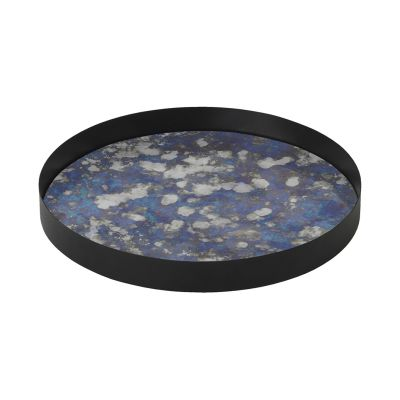 Coupled Tray Large, Round - Set of 6