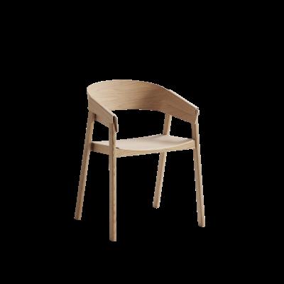 Cover Chair Wood Seat Oak