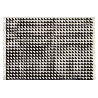 CP04 Iza Carpet Black & Quartz Grey, 300x200 cm