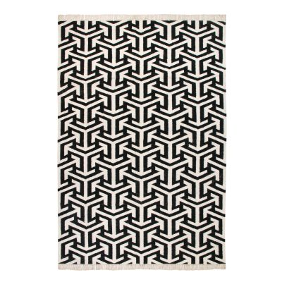 Crossroads: Contemporary Handwoven Wool Rug Crossroads: Contemporary Handwoven Wool Rug (Large)