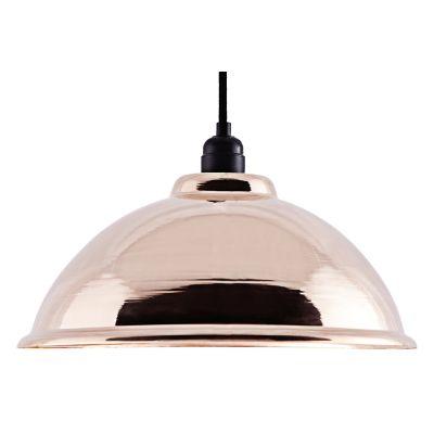 CU003  Industrial Copper Pendant Lamp  CU003