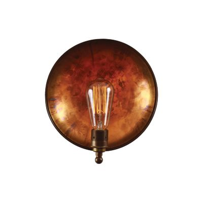 Cullen Wall Light Antique Brass