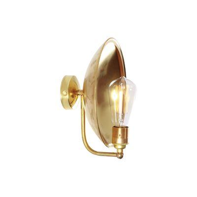 Cullen Wall Light Satin Brass