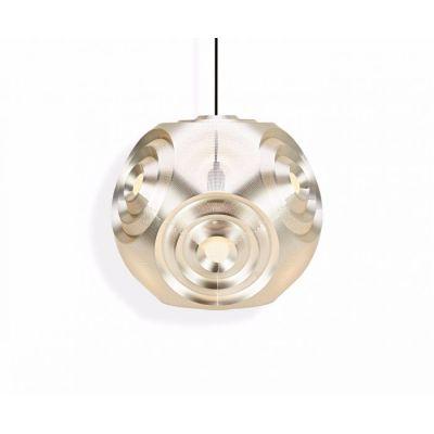 Curve Ball Pendant Light 45cm