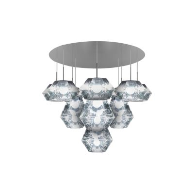 Cut Mega Pendant System Chrome