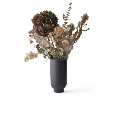 Cyclades Vase - Set of 2 Black, L