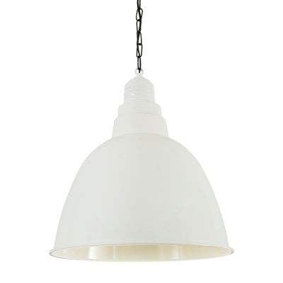 Danicaans Pendant Light Powder Coated White