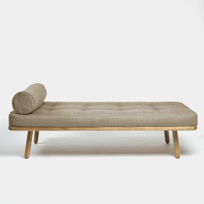 Day Bed One Turnberry Light Brown