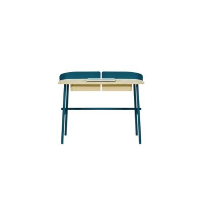 Desk Victor Petrol Blue