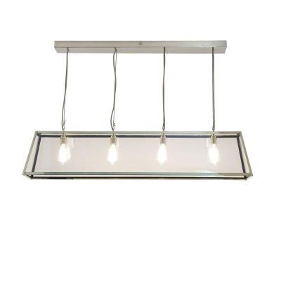 Diner 125 7632 Pendant Light Polished Nickel