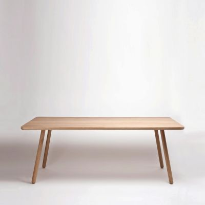 Dining Table One -  Rectangular Oak, 160 cm Long