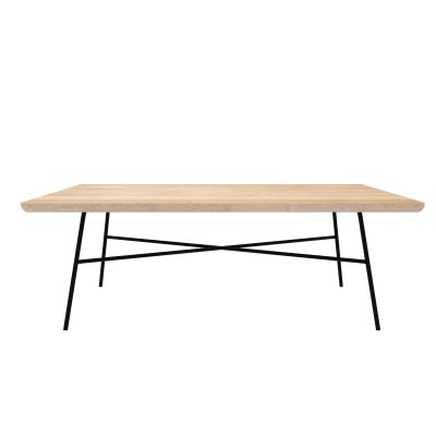 Disc Rectangular Coffee Table