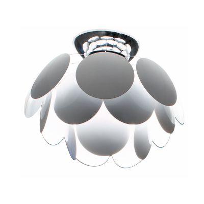 Discocó Ceiling Light Marset - Black - gold, 88cm