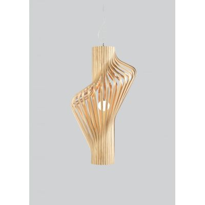 Diva Pendant Light Oak