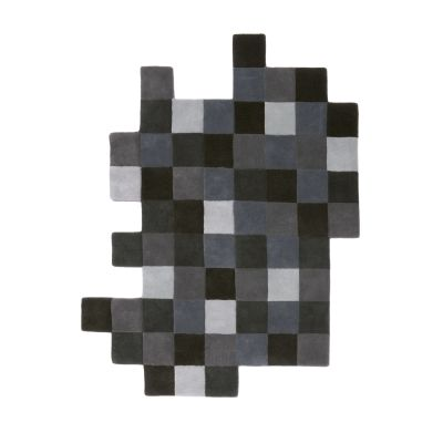 Do-Lo-Rez 2 Rug Grey