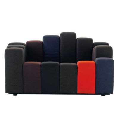 Do-lo-rez Armchair Dark Blue