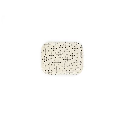 Dot Pattern Classic Tray - Set of 5 Light, Medium