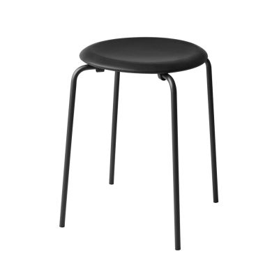 DOT Stool - Set of 2 Black coloured ash
