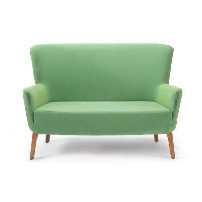 Double Love Sofa Ingleston Amazon, Mixed Colours, Bespoke Stained Beech
