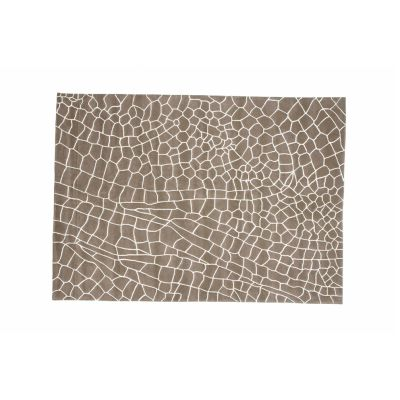 Dragonfly Rug Taupe, 200x300 cm