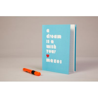 Dream Journal A Dream Is A Wish