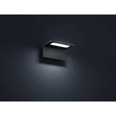 Drift Wall Light Graphite