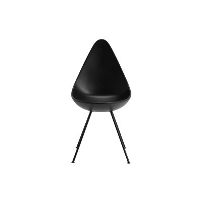 Drop Chair Drop Black, Powder coated