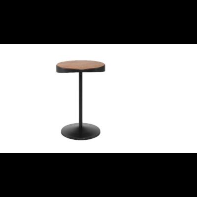 Drop Side Table Emperor Marble