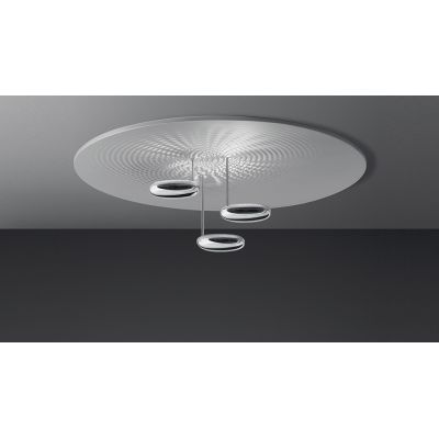 Droplet Ceiling Light Polished Chrome