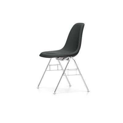 DSS-N With Full Upholstery 94 moss grey, 04 white, 04 basic dark for carpet, Hopsak 71 yellow/pastel green