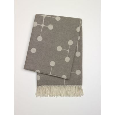 Eames Wool Blanket Taupe