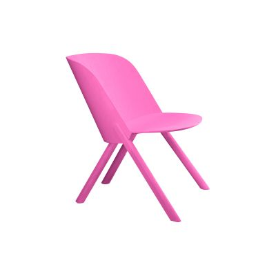 EC05 That Lounge Chair Neon Pink