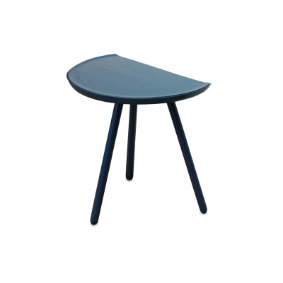 Eclipse Side Table Blue