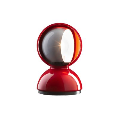 Eclisse Table Lamp - Set of 2 Red