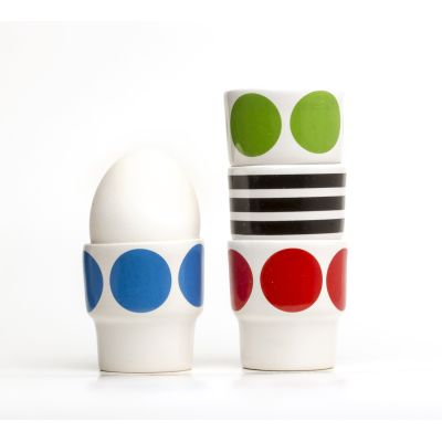 Egg Cups - Set of 2 Blue