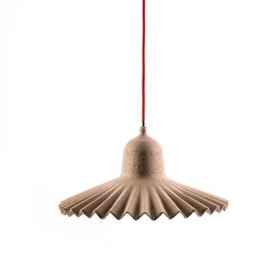 Egg of Columbus Ceiling Lamp #3 (Set of 4) Natural