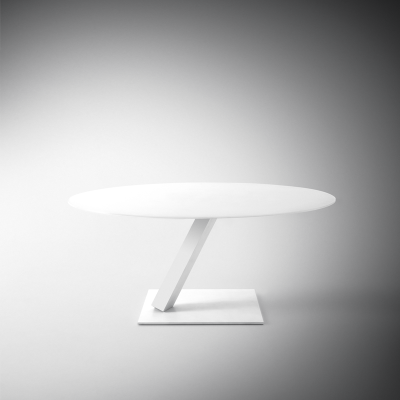 Element Table - Round A92 Metal Bronze, 160cm