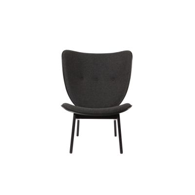 Elephant Chair Oak Black, Divina Melange 2 120