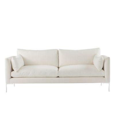 Ellis 2 Seater Sofa White