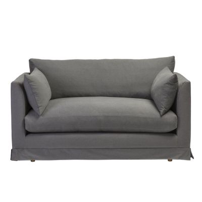 Ellis Snuggler Armchair Grey