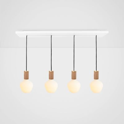 Enno Oak Ceiling Light  Enno Oak Ceiling Light
