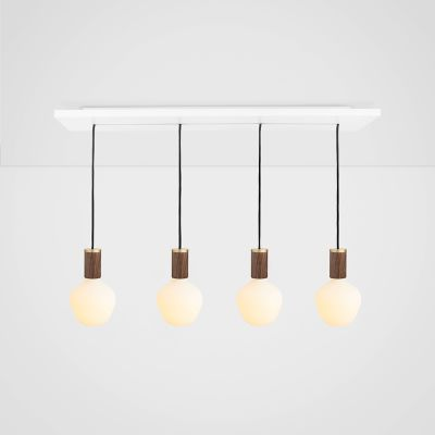Enno Walnut Ceiling Light  Enno Walnut Ceiling Light