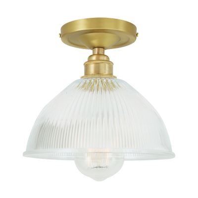 Erbil Ceiling Light Satin Brass
