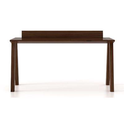 Ernest Desk Dark Stained Walnut