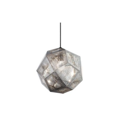 Etch Pendant Light Steel